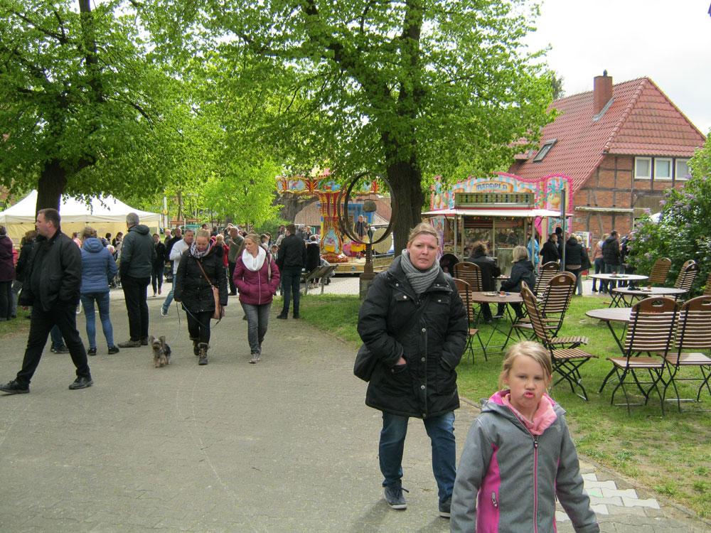Echt 'was los! - Maifest Hittbergen Fotogalerie -